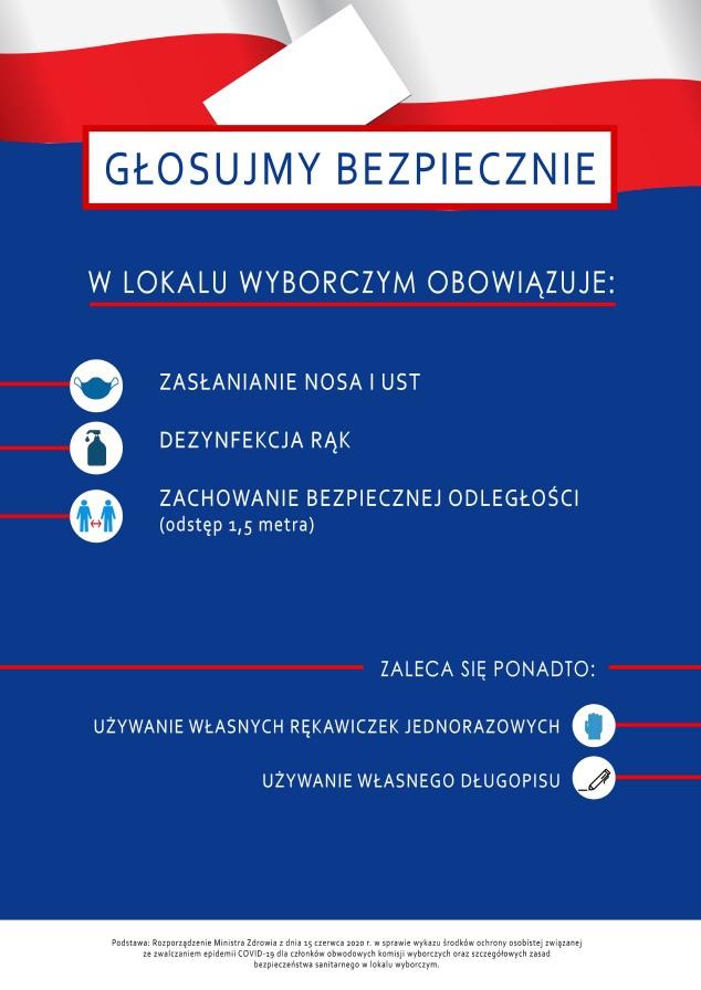 Wybory2020-wymagania